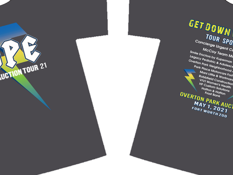 Purchase an Auction T-Shirt!