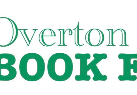 Overton Park Book Fair - April 10th-23rd