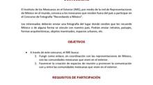 Concurso de Fotografía | Recordando a México 2017