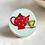 Thumbnail: Teapot and cup china ring