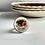 Thumbnail: Royal Albert 'Old Country Roses' vintage china ring