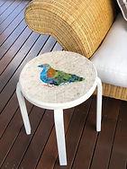 Rosemary's second stool.jpg
