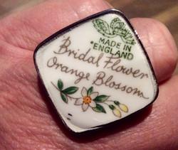 Bridal Flower ring