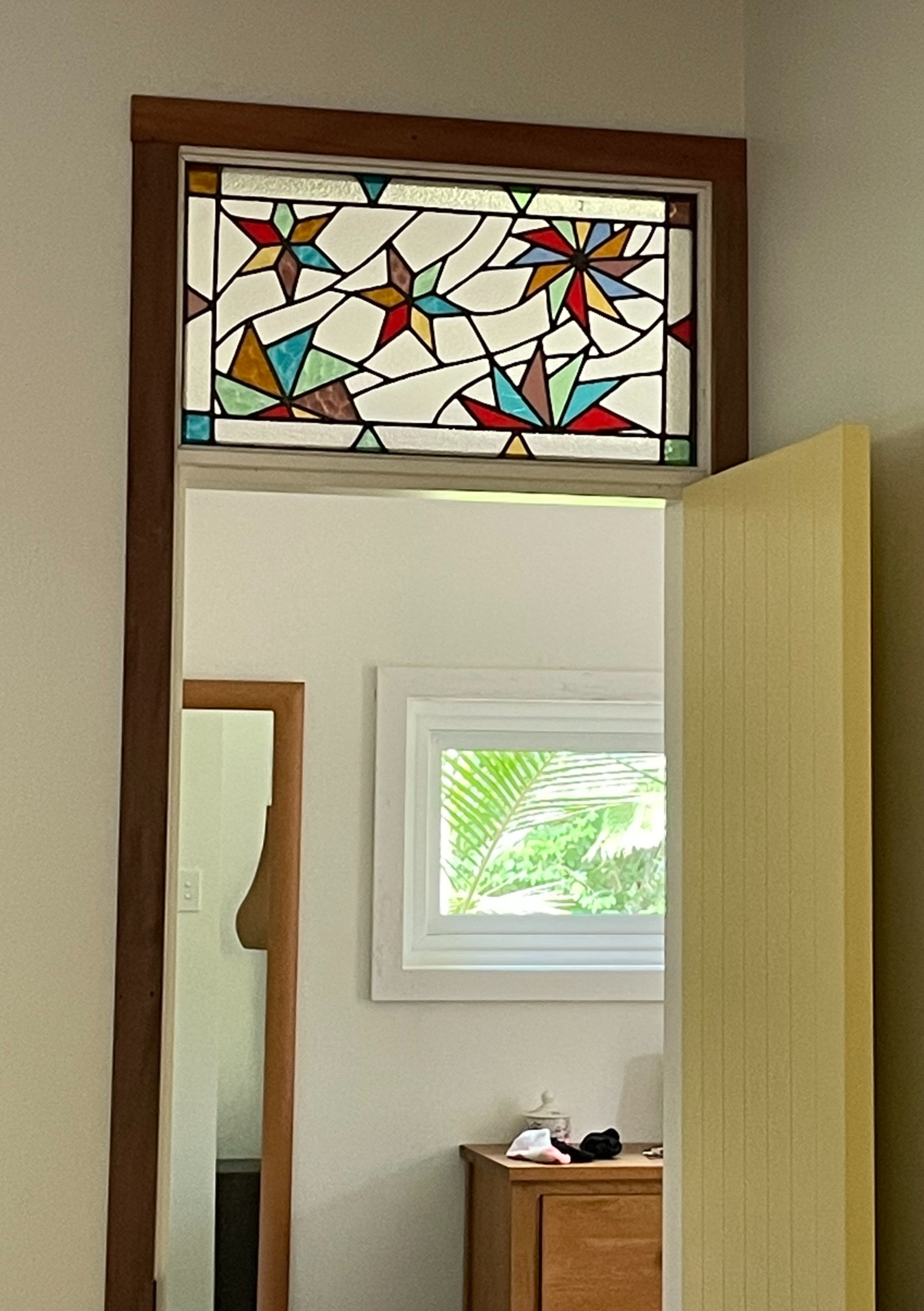 Transom windows Mullumbimby 2020