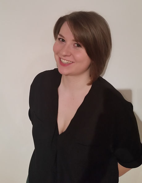 Smiling Beautician