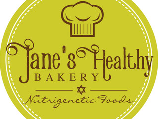Jane's Healthy Bakery