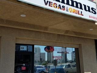Hummus Vegas & Grill