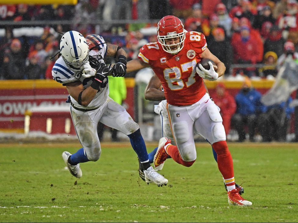 Resurgence of the Tight End