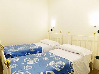 Habitación Doble Estándar con baño - 2 camas