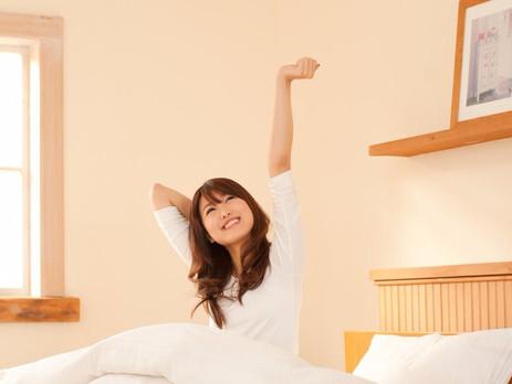 『あの』快眠方法の効果は?