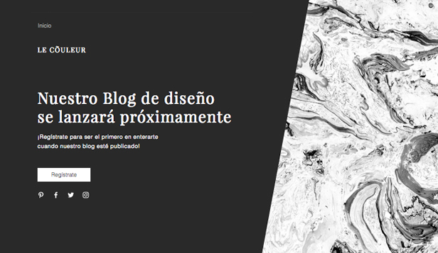 Ver todas las plantillas website templates – Próximamente: Blog