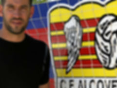 Kiko Casilla inaguración campo futbol Alcove
