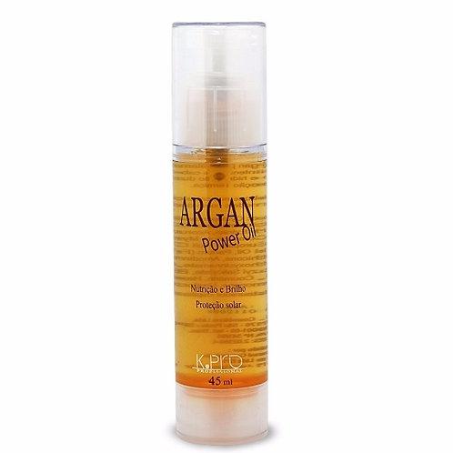 K.Pro Style Argan Power 45ml Óleo de tratamento