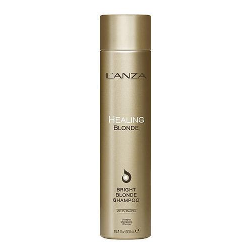 Kit Lanza Shampoo healing Blonde Bright + Conditioner Bright