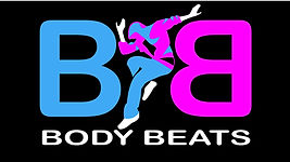 Body Beats Full Logo - Dark Background J
