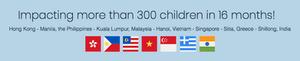 Impacting more children!