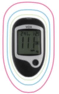 15 Février 2020, Lecteur de glycéLecteur de glycémie VOX - Visuel1