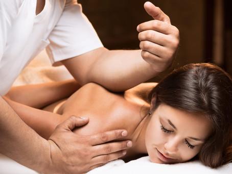Deep - Tissue Massage