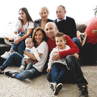 צילומי משפחה מורחבת