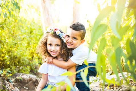 צילום ילדים