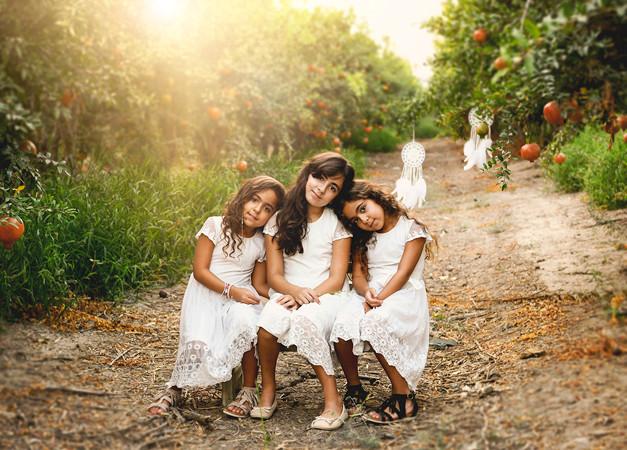 צילומי ילדים ומשפחה