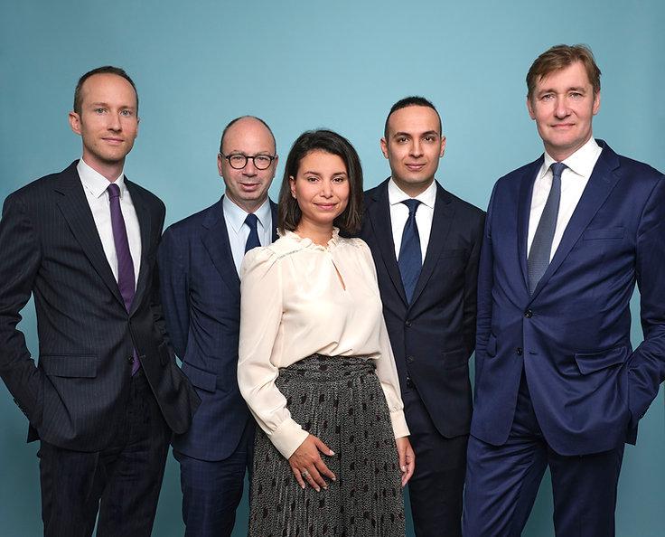 Portrait Corporate Equipe par Jérôme Mündler