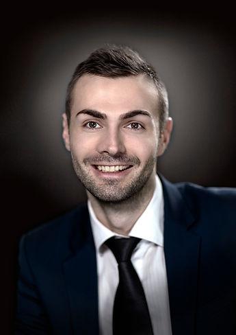 Photo Portrait Corporate Homme par Jérôme Mündler