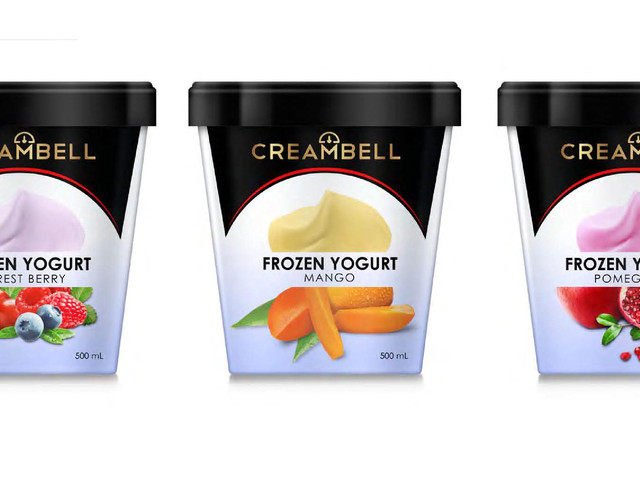 Creambell Ice cream - Africa