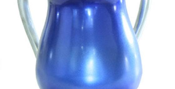 Blue Anodize Aluminum Wash Cup
