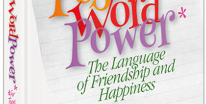 Positive Word Power for Teens [Full Size Hardcover]