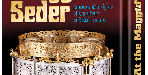 At The Maggid's Seder Stories and Insights of Grandeur and Redemption