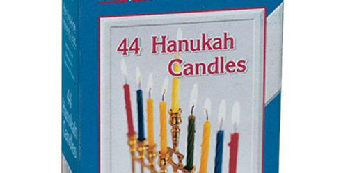 Chaukah Candles Stanard
