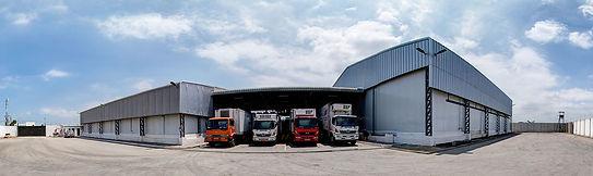 Centro logístico refrigerado