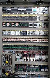 Cuadro eléctrico de control y maniobra