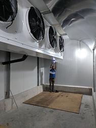 Túneles de congelación