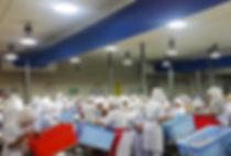 Salas de procesos climatizadas