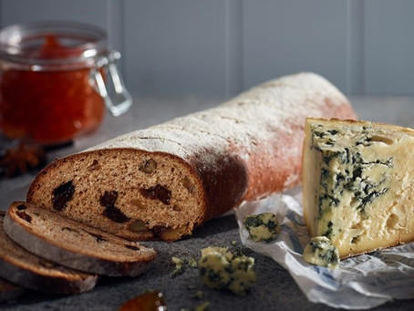 Product of the month...Colston Bassett Stilton