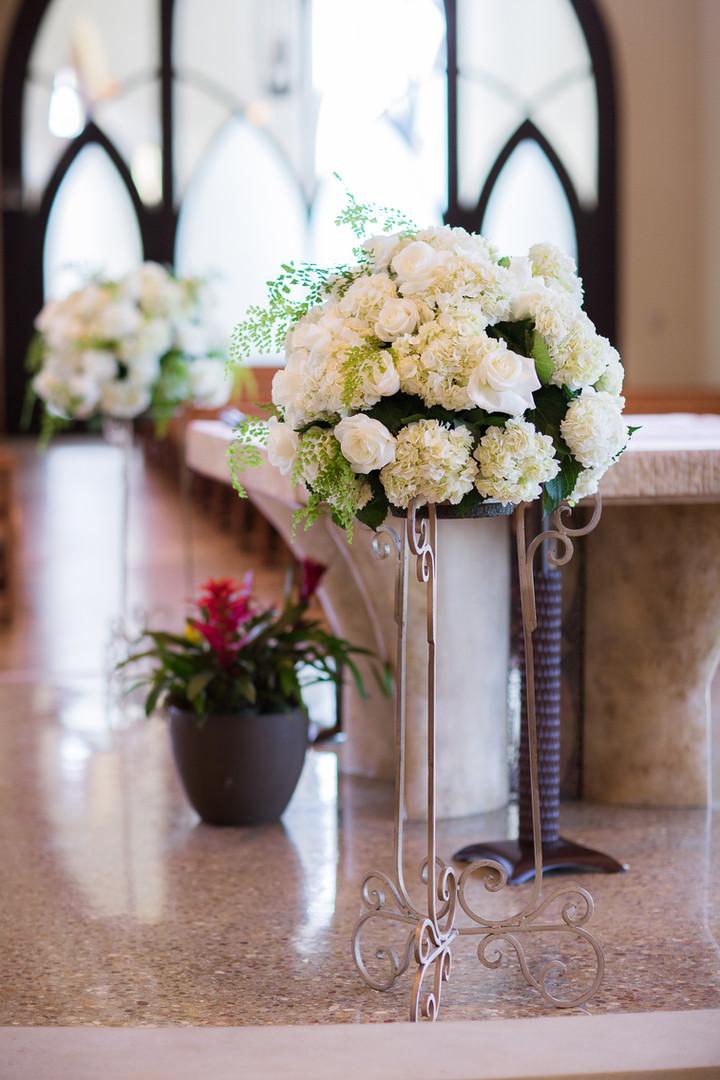 St John Fischer Wedding