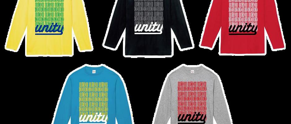 UNITYオリジナルデザインシャツ