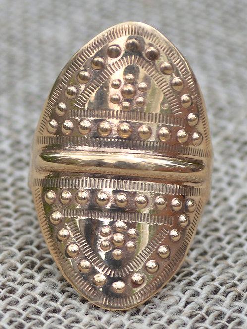 Vairoggredzens bronzā