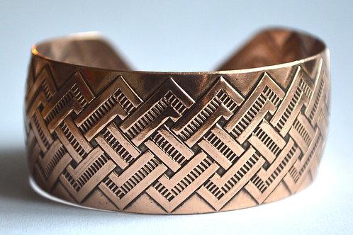 Aproce (rokassprādze) bronzā
