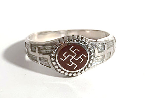 Swastica ring