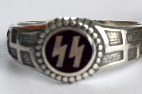 SS silver ring, small