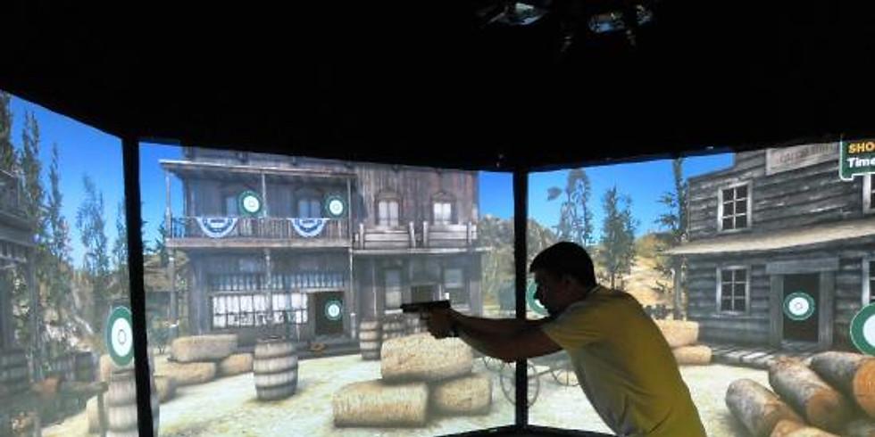 FREE Simulator Training & Range Time (LADIES ONLY)