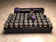 Purple bullets for my purple gun!
