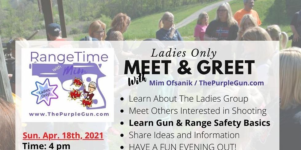 Meet & Greet  (Ladies Only)
