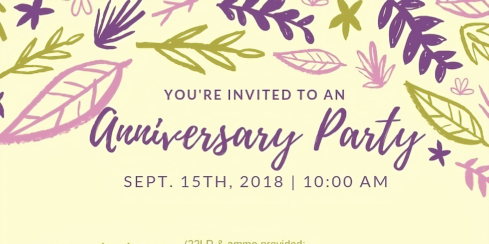 'MEMBERS ONLY' ANNIVERSARY PARTY