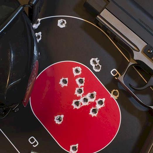NRA Basic Pistol @ Wharton Club