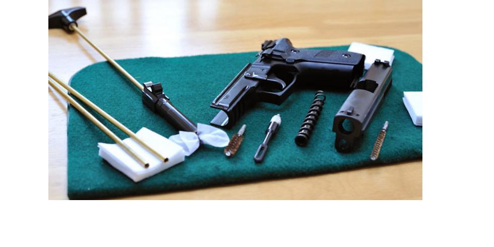 Gun Cleaning Clinic @ Fairchance Club