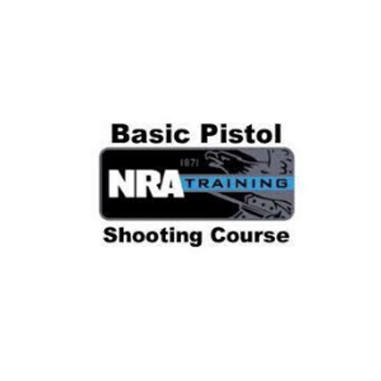 NRA Basic Pistol Course - PRIVATE TRAINING